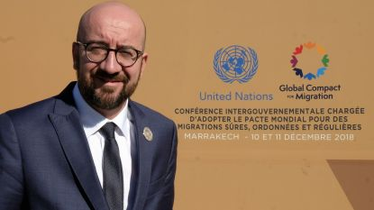 """""""Aanwezigheid van premier Michel in Marrakesh was super belangrijk"""": ngo's die meewerkten aan pact zijn tevreden"""