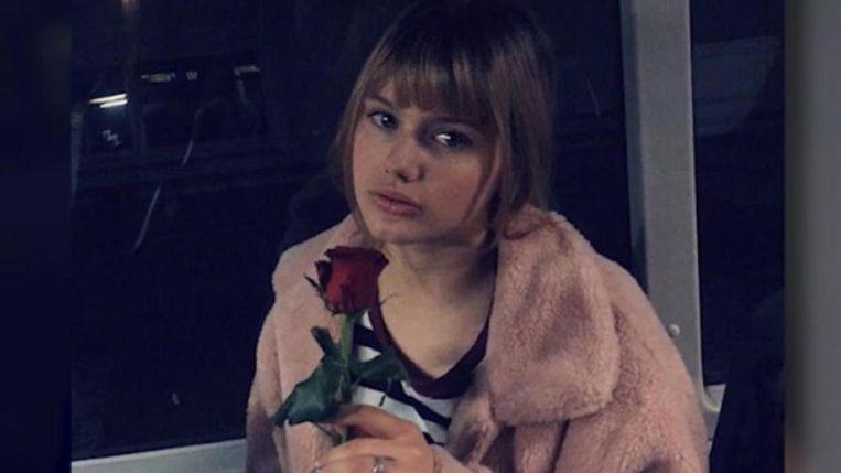 De 15-jarige Rebecca Reusch