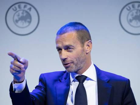 L'UEFA veut que les compétitions nationales soient terminées pour le 3 août