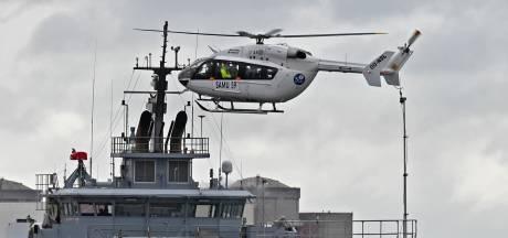 Naufrage dans la Manche: un suspect présenté à un juge d'instruction