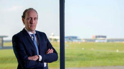 INTERVIEW. 100 dagen CEO van Brussels Airlines, maar Dieter Vranckx (47) ziet het ondanks crisis nog zitten
