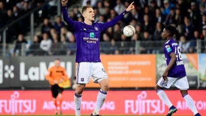 VIDEO: Anderlecht pakt de drie punten op Charleroi