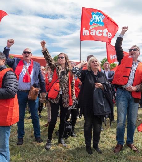 Vakbond FNV trekt eigen reorganisatieplan in na protesten van eigen leden