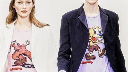 Marc Jacobs pakt opnieuw uit met zijn beruchte 'grunge collectie'