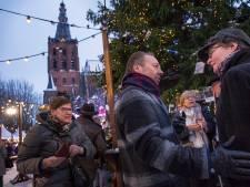 Tóch weer gesprek over winterevenement op Parade; na overleg met burgemeester Mickers