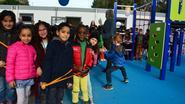 Grotere speelplaats voor leerlingen De Windroos