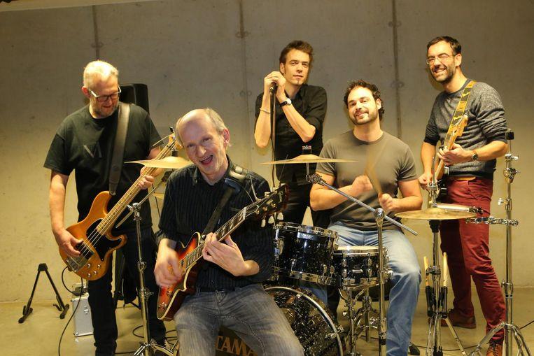 De Tiense rockgroep Gudinöv brengt de CD 'Atelophobia' uit.