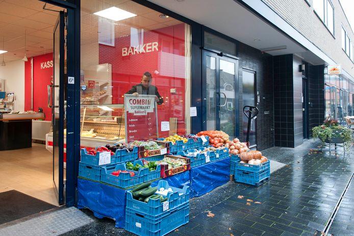De reclamebelasting komt lokale ondernemers in het centrum van Raalte de neus uit.