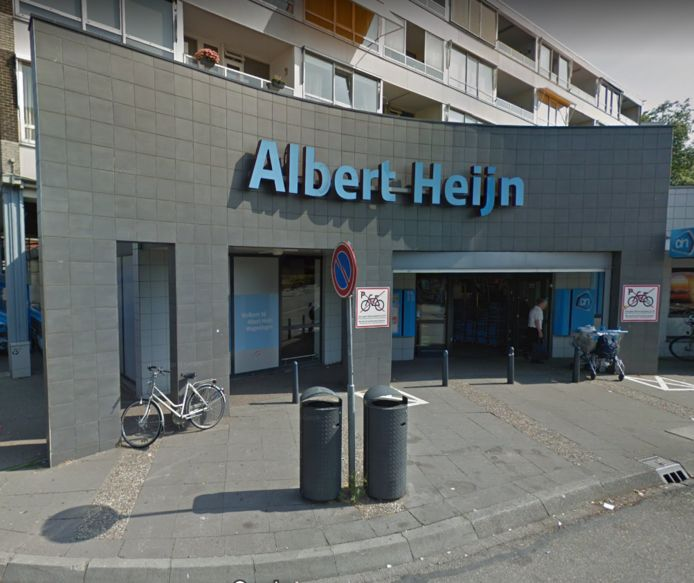 Albert Heijn in Wageningen.