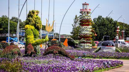 Goud voor bloemrijk Nieuwpoort