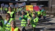"""Na klimaatmarsen nu ook mars tegen pesten: """"Pesten hoort niet thuis op onze school!"""""""