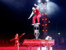 Kerstcircus Etten-Leur hoopt op uitverkochte shows in fonkelnieuwe tent
