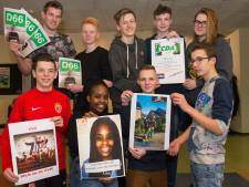 Niet alleen politici voeren campagne in Oost-Nederland
