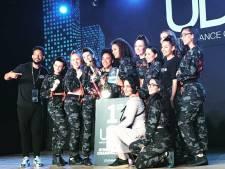 EK hiphop-prijzen voor Zwolse dansschool