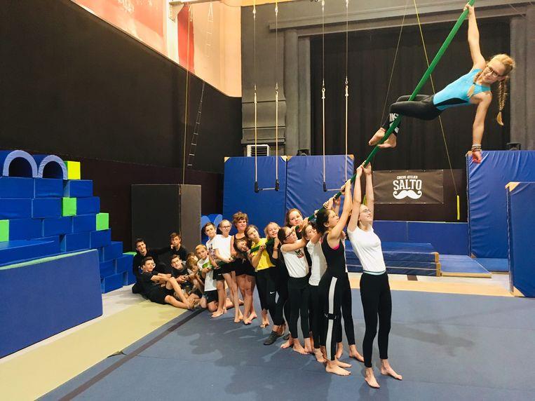 Circus Atelier Salto