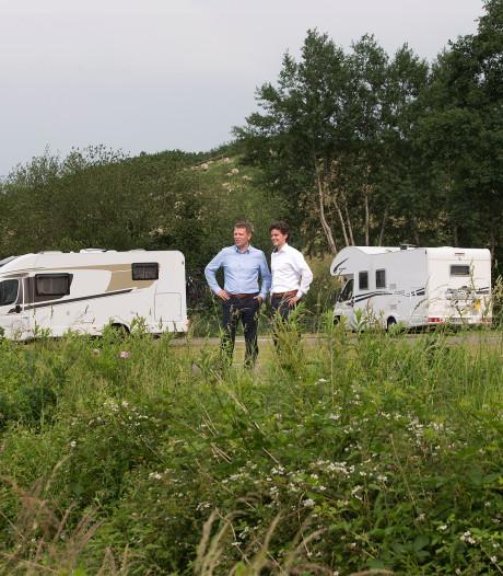Jachthaven wil extra camperplaatsen aan Rhederlaag