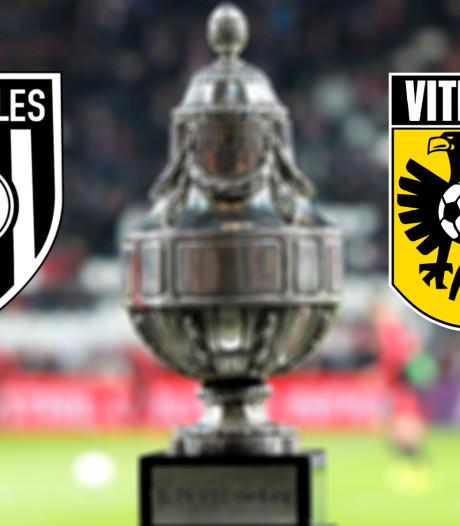 Heracles Almelo treft Vitesse in achtste finales bekertoernooi