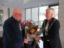Wezepenaar Hendrik van Ommen viert honderdste verjaardag