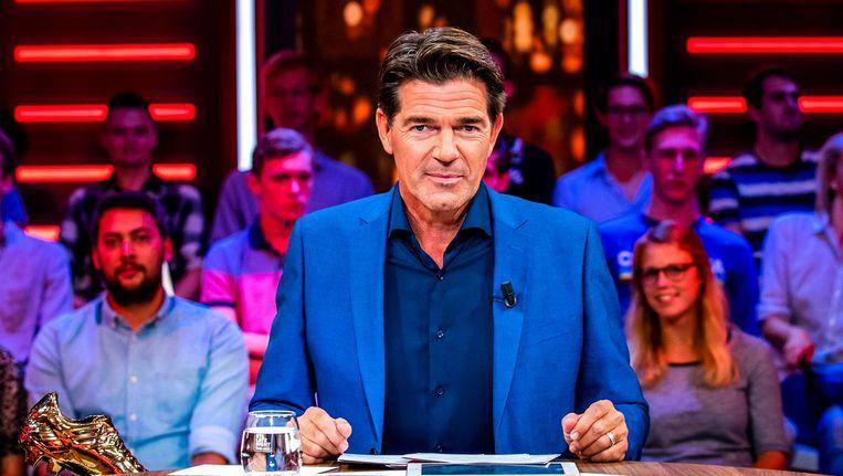 Twan Huys, presentator van RTL Late Night Beeld ANP