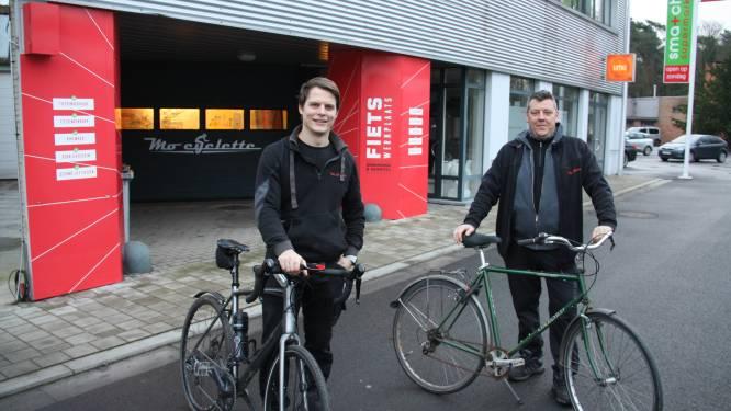 Inwoners Eksaarde kunnen fietsen laten herstellen in centrum dorp: sociale onderneming Mo-Cyclette opent tweede vestiging