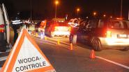 Tien bestuurders betrapt tijdens alcoholcontrole