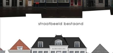 Terug naar de Korenbeurs: Modern pand in Orthenstraat wordt ook 'oud'