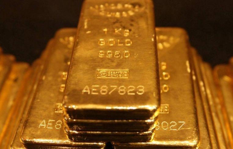 De man werd beroofd van zijn aktentas met 6,4 kg goud.