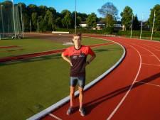 Tactisch sterke Foppen uit Nijmegen pakt zilver op NK atletiek