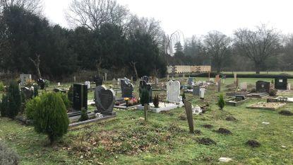 Sjofele begraafplaats Zwijnaarde wordt opgefrist met meer bomen en groen