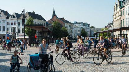 Stad organiseert fietstochten om pijnpunten in kaart te brengen
