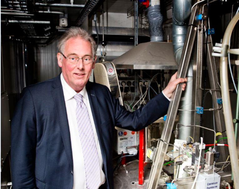 Ad van Wijk, hoogleraar toekomstige energiesystemen aan de TU Delft. 'Om echt een succes te maken van waterstof is landelijke regie nodig. Dat mist nog.' Beeld HH