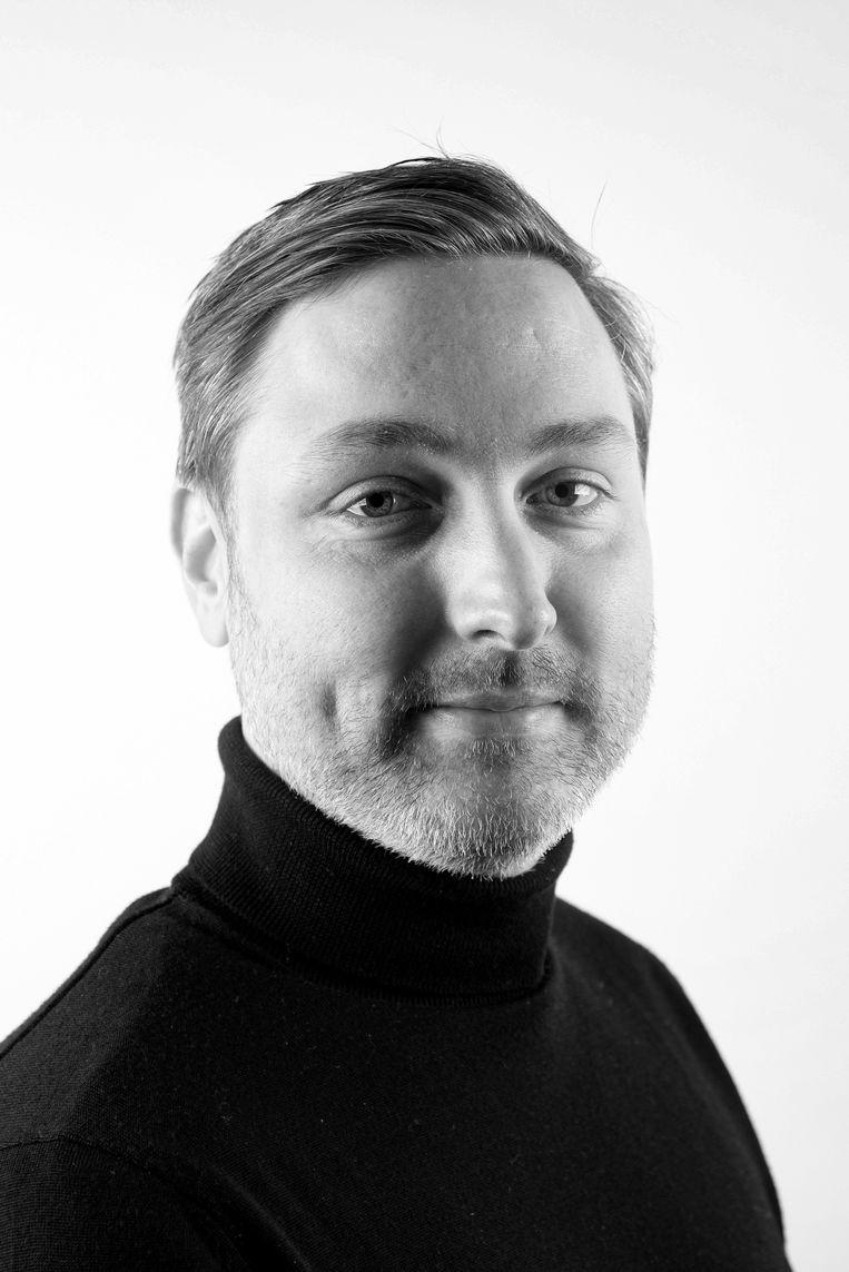 Guus Dix, sociaal wetenschapper verbonden aan de Universiteit Leiden, gespecialiseerd in de rol van wetenschappelijke kennis in beleidsprocessen. Beeld