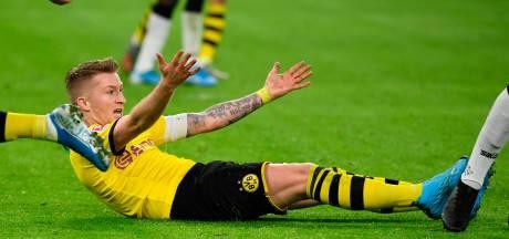 Dortmund ontsnapt in extremis aan blamage tegen hekkensluiter