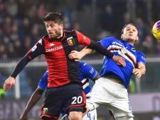 Schöne moet op slotdag Serie A toch nog vrezen voor degradatie met Genoa