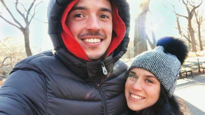 """Heuglijk nieuws voor Yannick Thoelen en partner Kim, nadat ze eerder dit jaar dochtertje verloren: """"Prachtig engeltje wordt grote zus"""""""