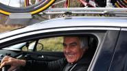 Walter Planckaert begint zijn laatste seizoen aan het stuur van een volgauto