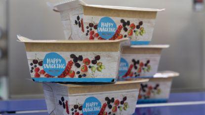 BelOrta stopt zachtfruit in nieuwe milieuvriendelijke verpakking