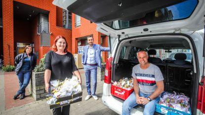 Oostende geeft paaseitjes aan vaste bezoekers van ontmoetingscentra, die nu al maand gesloten zijn