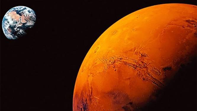 Wetenschapper vindt manier om in halfuur naar Mars te reizen... en de technologie is nu al beschikbaar