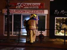 Man (33) uit Voorburg meldt zich voor brandstichting Lierse Grillroom Shalom