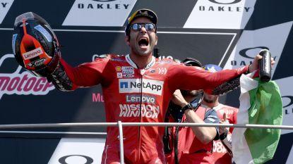 Danilo Petrucci boekt voor eigen publiek eerste MotoGP-zege