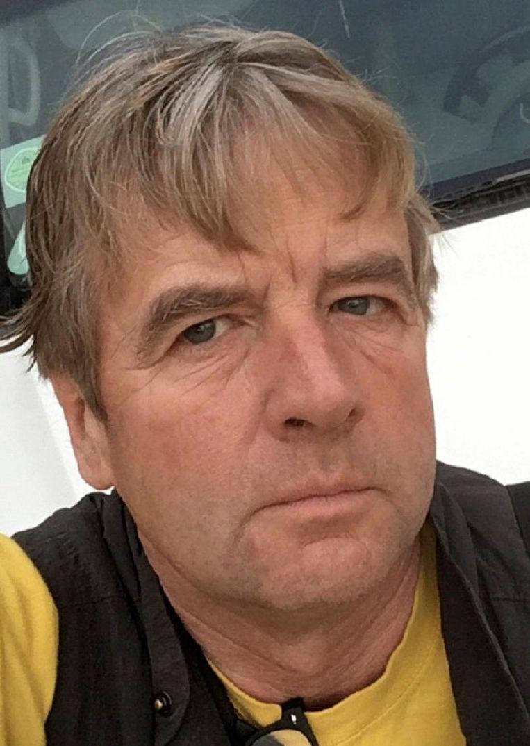 Martijn de Jonge, publicist en fotograaf. Beeld