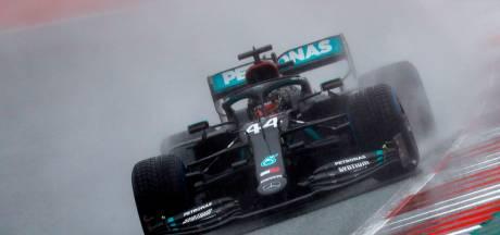 Lewis Hamilton s'offre la pole au GP de Styrie