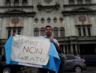 President Guatemala ontzegt VN-corruptiespeurder toegang tot het land