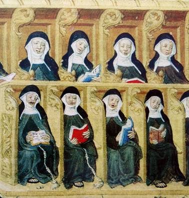 Wat wij kunnen leren van middeleeuwse slotkloosternonnen