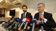 """Informateurs Coens en Bouchez geven persconferentie: """"We gaan alle pistes onderzoeken"""""""
