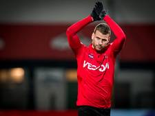 Marc Höcher stagiair bij Jong Willem II