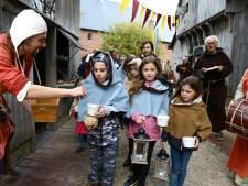 Sint-Maarten uitgebreid gevierd in Archeon