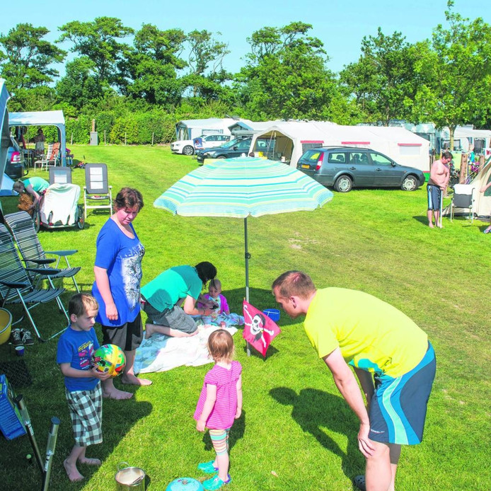 Camping Julianahoeve in Renesse: vol.