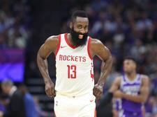 Houston Rockets wint ook tweede duel in NBA